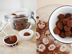 ziegenfrischkase-schokoladen-trüffel - Versuch wert?
