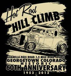 Event Coverage The 60th Anniversary Hot Rod Hill Climb