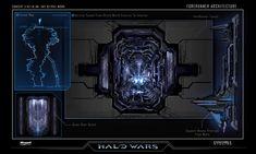 Halo Wars - Forerunner Architecture