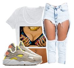 """""""August 8th"""" by queenbaddiie on Polyvore"""