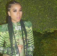 Keyshia Cole @OfficialTune