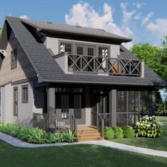 You searched for h-series - Robinson Plans Sims House Plans, Small House Floor Plans, Lake House Plans, Cottage Floor Plans, Cottage Plan, Craftsman House Plans, Dream House Plans, Craftsman Homes, Cottage House