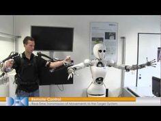 CAPIO passive Exoskeleton, Space Future, Female Android, Humanoid Robot, AILA
