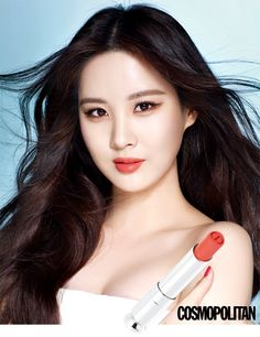 2015.05, Cosmopolitan, Girls' Generation, Seohyun