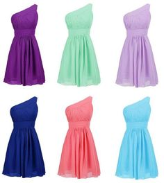 Stock Women's Short Mini Bridesmaid Dresses Prom Ball Dress Evening Party Dress in Clothes, Shoes & Accessories, Women's Clothing, Dresses | eBay