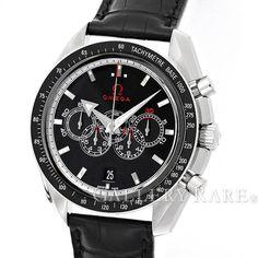 オメガ スピードマスター コーアクシャル オリンピックコレクション 321.33.44.52.01.001 OMEGA 腕時計