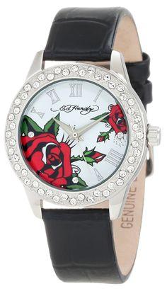 Ed Hardy Women's VA-LTD Valerie Limited Watch