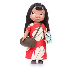 New Disney Animators' Collection Lilo doll from Disney Store - Inside the Magic