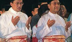 Pakatan sulit Anwar-Mahathir tekan Najib? - http://malaysianreview.com/117770/pakatan-sulit-anwar-mahathir-tekan-najib/