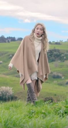 """Taeyeon's Bohemian Outfit from Her 1st Single Album """"I"""" MV"""