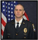 Meet the Riley County Police Department Command Staff. Pictured is Captain Jeff Hooper.