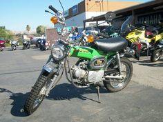 1973 Honda ST 90 Trailblazer Current Registration Runs Good