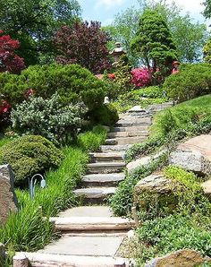 Collection of 20 Interesting Outdoors Ideas AKA my future side garden