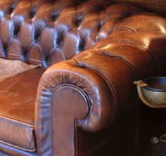 How To Clean Leather Couches/Half Cleaned Couch | For The Home | Pinterest  | Clean Leather Couches, Leather And Household