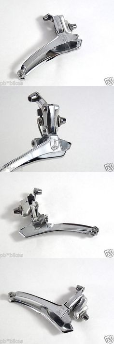 Derailleurs Front 177812: Campagnolo Athena Front Derailleur Braze On Vintage Racing Bicycle 1992 Nos -> BUY IT NOW ONLY: $80.0 on eBay!