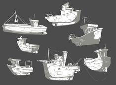 ArtStation - Brave Odyssea - Player Ship, Nick Carver