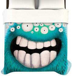 Kess InHouse Emine Ortega Aqua Sunshine Blue Teal Round Beach Towel Blanket