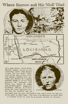 Last Ride For Bonnie & Clyde Bonnie Parker, Bonnie And Clyde Death, Bonnie And Clyde Photos, Mafia, Famous Outlaws, The Babadook, Jesse James, Al Capone, Historical Pictures