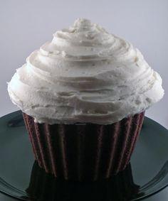 Ice Cream Before Dinner: Sweet Melissa Sundays: Red Velvet Cake (or Red Velvet Giant Cupcake)