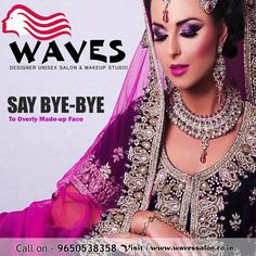 Top class bridal makeup studio in Noida offering bridal packages at affordable prices.