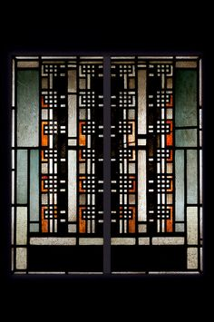 deadmanwatchestheclock:  The stained glass work of Johan Thorn Prikker (I).