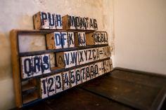 func. - Hamburg - Stempelkasten. Vintage