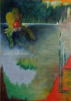Oilpainting by Lévay Máté #oil #painting #oilpainting