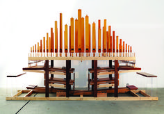 Auerglass Organ by Tauba Auerbach