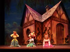 broadway beauty and the beast set design - Google Search