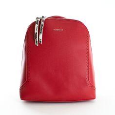 Červená má proste niečo do seba. Pristane aj tomuto ruksaku Diana&Co :)Súhlasíte? Diana, Michael Kors Jet Set, Zip Around Wallet, Kate Spade, Bags, Fashion, Handbags, Moda, Fashion Styles