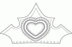 tiara: free to download & print