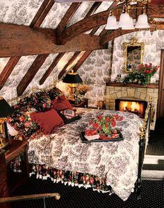 Country cottage inglès