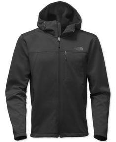 385b021fcd3 The North Face Men s Canyonwall Hybrid Jacket - Black XXL Hooded Jacket