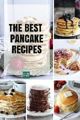 Yum.There are a few foods that make us swoon, and pancakes are definitely one of them. We know they're a simple dish, made with nothing more than common items we have stored in our pantry. But they taste like a treat. Like chocolatey brownies and grilled cheese sandwiches, they're simple and perfect.