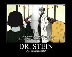 Dr. Stein by kawaii769.deviantart.com on @deviantART
