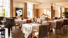Seasons Restaurant (My hOtel: Four Seasons Hampshire, UK)