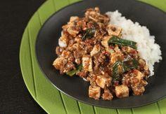 Tofu Stir With Ground Pork