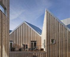 Центр для рака и здоровье / Nord архитекторов