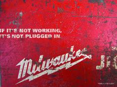 Milwaukee Tools - Ryan Scott