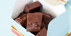 I've got to give this a try.  Easy rum and raisin fudge - New Zealand Womans Weekly