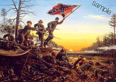 confederate army art prints - Bing Images