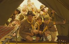 Check out official photos from Wes Anderson's acclaimed new film Moonrise Kingdom. Now playing nationwide.
