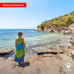 Dip your toes into the water and feel the full power of #SummerUnleashed in Turkey!
