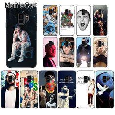 MaiYaCa Macs Miller Black Soft Shell Phone Cover for Samsung Galaxy edge edge plus Pluscase Samsung Galaxy S5, Galaxy S8, Musician Logo, Designer Caps, Mac Miller, Macs, Phone Cover, S7 Edge, Shell