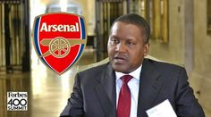 I'm Going to Sack Wenger as Soon as I Buy Arsenal - Africa's Richest Man Aliko Dangote Opens Up http://ift.tt/2vLavN3