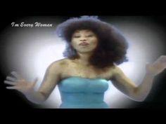 Chaka Khan ~ I'm Every Woman - YouTube
