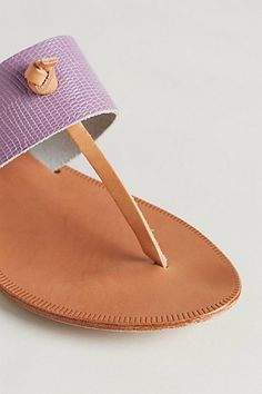 Binalong Sandals