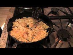 Breakfast Burrito by Rockin Robin. *Makingn hashbrowns crispy