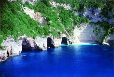 VISIT GREECE| Paxos island. A sanctuary of love for gods