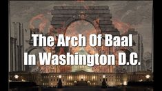 The Arch of Baal – also known as the Arch of Palmyra – was reconstructed at the Capitol Mall in Washington, DC, on Thursday and displayed through Sunday, all. Rabbi Jonathan Cahn, Hope Of The World, Proverbs Quotes, Jesus Is Coming, Christian Videos, Praying To God, Spiritual Warfare, Washington Dc, Christianity